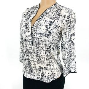 4 for $25 SALE!!!! Sheer Button Down Blouse